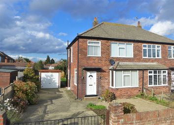 Thumbnail 3 bed semi-detached house to rent in Whitcliffe Crescent, Ripon