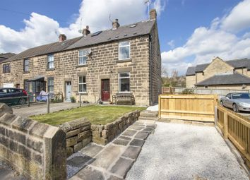 Thumbnail 2 bed end terrace house for sale in Arch Cottages, Market Place, Crich, Matlock