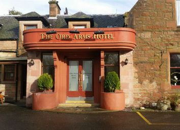 Thumbnail Commercial property for sale in Ord Arms Hotel, Muir Of Ord, Highland, Scotland