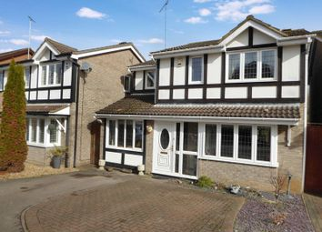 Thumbnail 5 bed detached house for sale in Rylands Heath, Luton