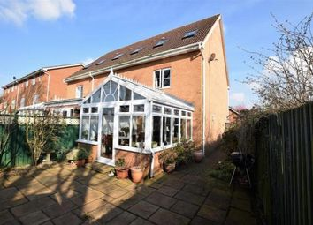 Thumbnail 3 bed end terrace house for sale in Barmstedt Close End House, Oakham, Oakham