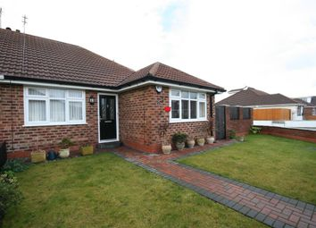 Thumbnail 2 bed bungalow for sale in Grampian Way, Moreton, Wirral