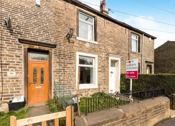 Thumbnail 2 bed terraced house for sale in Keighley Road, Illingworth, Halifax