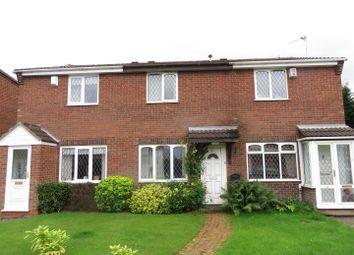 Thumbnail 2 bedroom terraced house for sale in Walton Heath, Bloxwich, Walsall