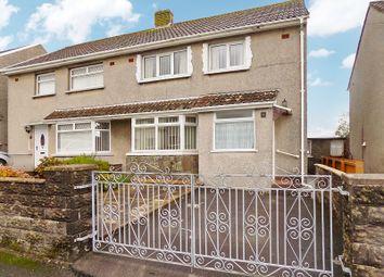 3 bed semi-detached house for sale in Heol Yr Ysgol, Cefn Glas, Bridgend. CF31