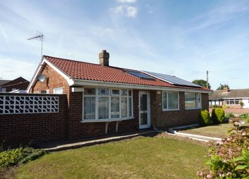 Thumbnail 3 bed detached bungalow for sale in Dorothy Avenue, Bradwell, Great Yarmouth