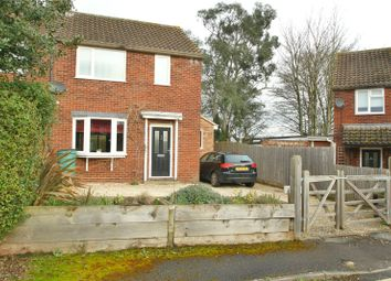 Thumbnail 3 bed semi-detached house for sale in Moats Crescent, Thame