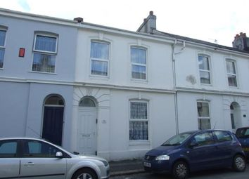Thumbnail 2 bedroom terraced house for sale in Plymouth, Devon