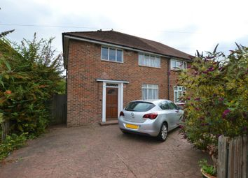 Thumbnail 3 bed semi-detached house for sale in Restons Crescent, London