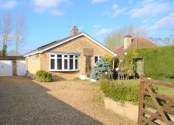 Thumbnail 3 bed detached bungalow for sale in Church Lane, South Witham, Grantham
