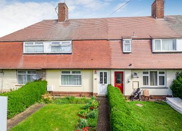 Thumbnail 2 bed terraced house for sale in Hilcot Drive, Aspley, Nottingham