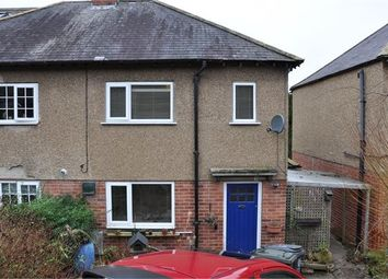 Thumbnail 2 bed semi-detached house for sale in New Ridley Road, Stocksfield