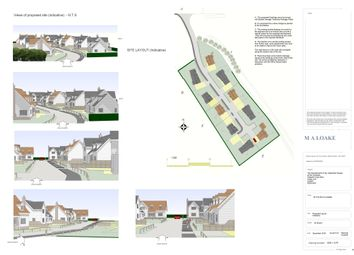 Thumbnail Land for sale in Sutton Road, Walpole Cross Keys, King's Lynn