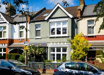 Thumbnail 4 bed terraced house for sale in Howgate Road, London