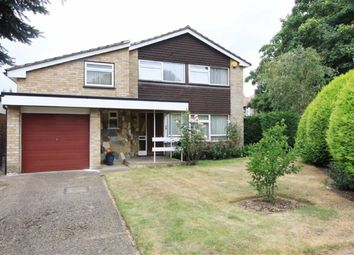 Thumbnail 4 bed detached house for sale in West Drayton Park Avenue, West Drayton, Middlesex