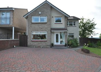 Thumbnail 4 bed detached house for sale in Cromarty Road, Cairnhill, Airdrie