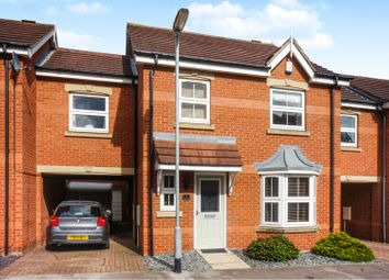 Thumbnail 4 bedroom link-detached house for sale in Padley Road, Lincoln