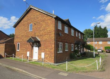 Thumbnail 2 bedroom end terrace house for sale in Rodeheath, Leagrave, Luton