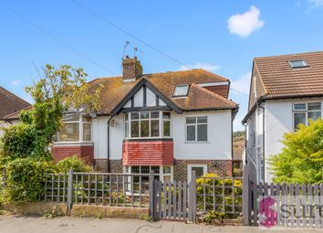 Thumbnail 5 bed semi-detached house to rent in Reading Road, Brighton, East Sussex