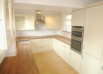 Thumbnail 4 bed detached house to rent in Motspur Park, New Malden