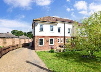 Thumbnail 3 bed semi-detached house for sale in Dale Road, Rochester, Kent