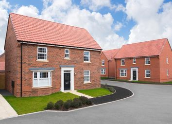 "Thumbnail 4 bed detached house for sale in ""Bradgate"" at Hurst Lane, Auckley, Doncaster"