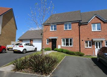 Thumbnail 4 bed end terrace house for sale in Wood Green, Bridgend, Glamorgan/Morgannwg