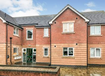 Thumbnail 2 bedroom flat for sale in The Hedgerows, Sleaford