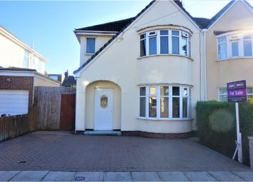 Thumbnail 3 bed semi-detached house for sale in Kenilworth Road, Liverpool