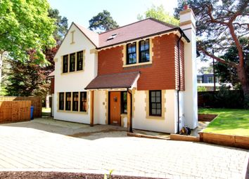 Thumbnail 4 bed detached house for sale in Spencer Road, Canford Cliffs, Poole
