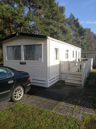 Thumbnail 3 bed mobile/park home for sale in St. Leonards, Ringwood