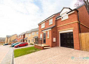 Thumbnail 4 bedroom detached house for sale in Church View, Worsbrough, Barnsley