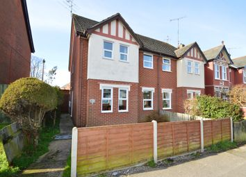 Thumbnail 3 bed semi-detached house for sale in St. Johns Road, Ipswich