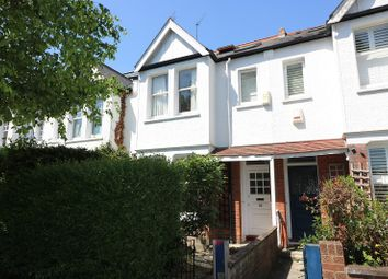 Thumbnail 4 bedroom terraced house to rent in Windermere Road, Ealing, London.