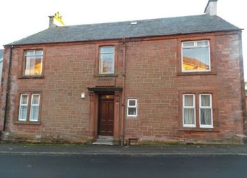 Thumbnail 1 bed flat for sale in 12, King Street, Newmilns KA169Dn