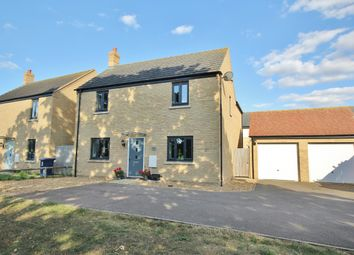 Thumbnail 4 bed detached house for sale in Skylark Place, St. Ives