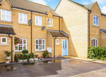 Thumbnail 2 bed terraced house for sale in Swallow Crest, Sandy, Bedfordshire