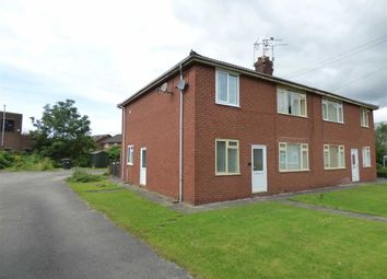 Thumbnail 2 bed flat for sale in Arderne Avenue, Crewe