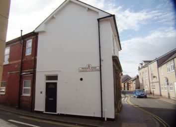 Thumbnail 2 bed flat to rent in Princes Road, Rhosllanerchrugog, Wrexham