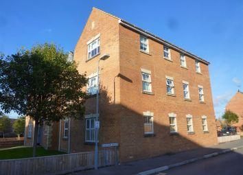 Thumbnail 2 bedroom flat for sale in Sandalwood Road, Westbury