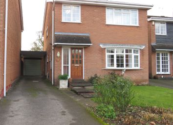 Thumbnail Detached house for sale in Lant Close, Coventry