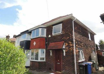 Thumbnail 3 bed semi-detached house for sale in Matlock Road, Reddish, Stockport