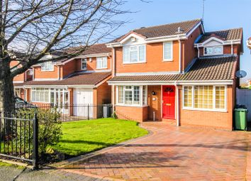 Thumbnail 3 bed detached house for sale in Formby Way, Turnberry, Walsall