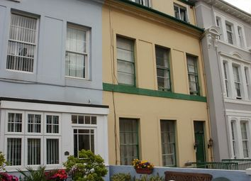 Thumbnail 8 bed terraced house for sale in Belgrave Road, Torquay, Devon