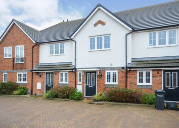 Thumbnail 2 bed terraced house for sale in Stout Grove, Bishopdown, Salisbury