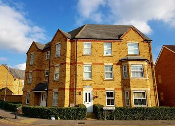 Thumbnail 2 bedroom flat for sale in 5 Hyde Close, Rise Park, Romford