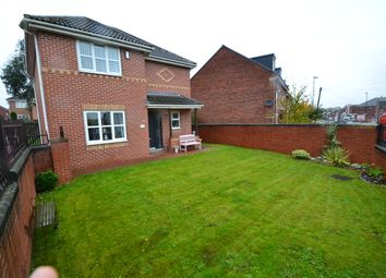 Thumbnail 3 bed detached house for sale in Kirkby Road, Hemsworth, Pontefract