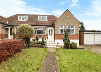 Thumbnail 2 bedroom semi-detached bungalow for sale in Highfield Avenue, Pinner, Middlesex