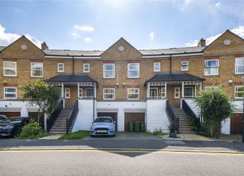 Thumbnail 4 bed terraced house for sale in Glaisher Street, London