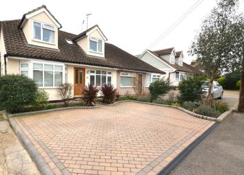 Thumbnail 5 bed semi-detached house for sale in Southview Road, Hockley, Essex